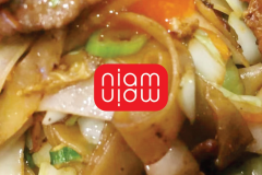 Niam Niam rice noodles