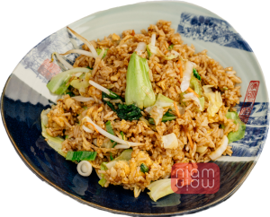 niam niam pražen riž fried rice